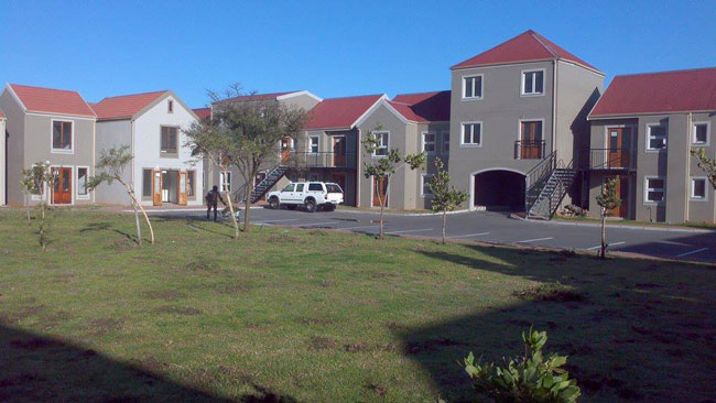 Joe Slovo Vision Village alongside the N2, finally unlocked through the effort of Sibama and now on sale.